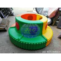 Buy cheap Rotational Moulding Products For Kidengarden , Plastic Seat Made By Rotational Mold product