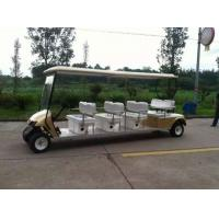 Buy cheap 6+2 type 8 person 250CC gas powered golf cart product