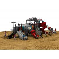 Buy cheap Smart Durable Kids Outdoor Plastic Playgrounds with CE/EN/ASTM/ISO Certificates from Wholesalers