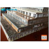 Buy cheap Ultra Thin Stone Honeycomb Panel For Multi Purpose Indoor And Outdoor Decoration product