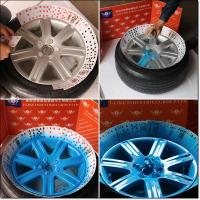 Buy cheap Glossy / Matte Plasti Dip Rubber Coating Spray Paint Safety With Weather Resistance product