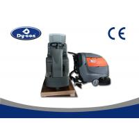 China 500W Suction Motor Industrial Floor Scrubbing Machines , Hard Floor Cleaning Machines on sale