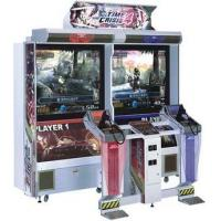 Buy cheap Time Crisis 4 Gun Shooting Arcade Machine Low Venue Restrictions For Supermarkets product