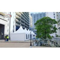 Buy cheap White aluminum frame garden pagoda party tent used for outdoor events in Thailand from Wholesalers