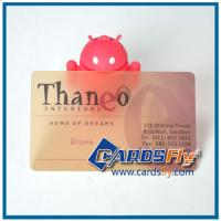 Buy cheap translucent business cards product