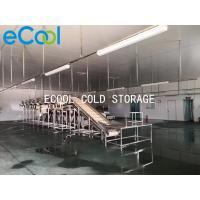 Buy cheap Air Cooler Multipurpose Cold Storage With Freon Refrigeration System product