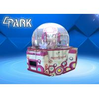 China 4p Sweet Land Candy Vending Machine / Candy Prize Machine for Family Game on sale