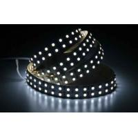 China Double Line Flexible 3528 SMD LED Strip Lighting IP20 Warm White  CE RoHS on sale