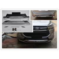 Buy cheap TOYOTA All New Innova 2016 2017 Car Bumper Guard and Side Steps / Auto Accessories product