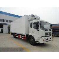 Buy cheap 4x2 Reefer truck/refrigerator cooling van vehicle for sale product