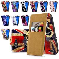 Buy cheap Personalized sony z3 case cover , Printed PU Leather flip cell phone cases product