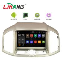 Buy cheap 3G WIFI Dvd Player For Chevy Silverado , Radio Tuner Car Stereo And Dvd Player product