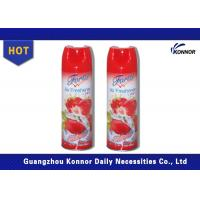 Buy cheap 300ml Household Canned Air Freshener Sprays With Tinplate Material product