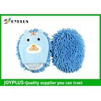 Buy cheap Cute Car Cleaning Mitt Colorful , Microfiber Dusting Mitt Super Soft AD0185 product