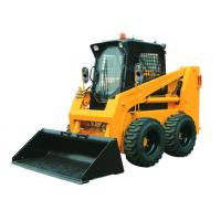 Buy cheap Strong Power Mini Skid Steer Loader Quick Hitch 235F For Small Working Site product