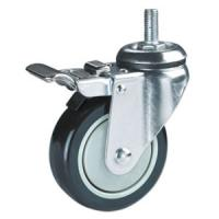 Buy cheap threaded stem PU casters product