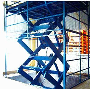 Buy cheap Movable Electric Scissor Lift Platform , Scissor Lift Work Platform HighLoading Capacity product