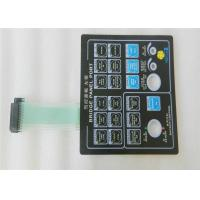 Buy cheap Customized tactile Membrane Switch Keypad product