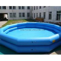 China Durable intex inflatable pool/ inflatable swimming pool on sale