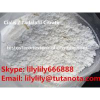 China Sex Steroid oral  /  Citrate / 171596-29-5 powder for ED treatment on sale