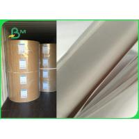 China Recyclable Smooth Newsprint Paper Roll 45gsm To 52gsm For Packing Customized on sale