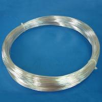 Buy cheap Silver Alloy Red Copper Wire For Voltage Controller / Pure Copper Wire Used In Fuse product