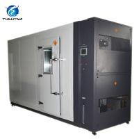 Buy cheap Large Walk - In Stability Chamber With LCD Touch Screen Controller product