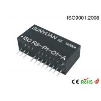 Buy cheap Potentiometer Transmitter 20 mA 10V for Signal Isolation , ISO9001-2008 from wholesalers