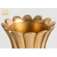 Buy cheap Glossy Gold Homewares Decorative Items from wholesalers