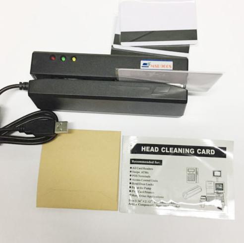 Quality MSR X6 Smallest Magnetic Stripe Card Reader Writer Encoder Credit Mini MSR206 for sale