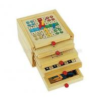 China 3-in-1 Wooden Chess / Checkers /Backgammon set,chess sets chess on sale