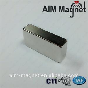 Buy cheap 40*40*20 1pcs Block magnets product