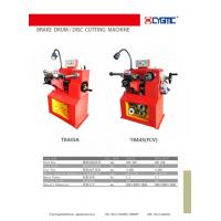 Buy cheap brake drum/disc  cutting machine T8465/T8445FCV/C9350/C9370(iron cast,red colour) product