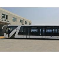 Buy cheap CUMMINS  Engine 14 Seat Tarmac Coach Ramp Bus for 110 passengers product