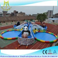 Buy cheap Hansel popular inflatable pool rental for pool party product