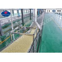 Buy cheap CE ISO SGS Non Fried Instant Noodle production line in Stainless Steel product