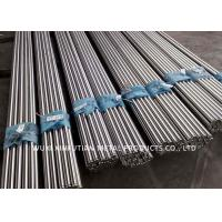 Buy cheap Polished Finish 316L Stainless Steel Profiles Round Bar Diameter 1.0 - 250mm from wholesalers