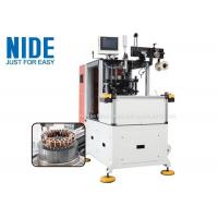 Buy cheap AC Electric motor Automatic double end stator coil lacing machine for sale , from wholesalers