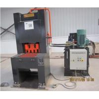 Buy cheap Small plate shearing machine QJ5020, simple using for steel tower product