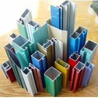 Quality Powder Coated Aluminum Extrusions , Painting Aluminum , 6063 T5/T6 for sale
