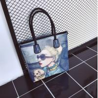 Buy cheap 2016 new European and American star woven handbag trend shoulder diagonal female product