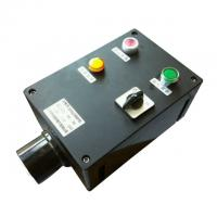 Buy cheap Custom Electrical Explosion Proof Operating Column With Conversion Switch product