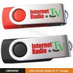 Buy cheap USB Worldwide Internet Radio TV Game Dongle (Model#RT-0037) product