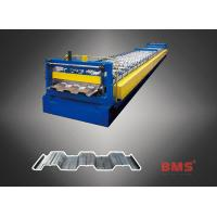 Buy cheap Modern Metal Aluminum Steel Roll Forming Machine 380 Volt 50Hz 3 Phases product