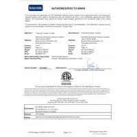 Topbright Creation Limited Certifications
