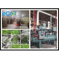 Buy cheap Low Temperature Multipurpose Cold Storage For Vegetable Processing PU Panel product