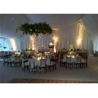 Buy cheap Promotional Pole Tents For Weddings / Display / Exhibition with Transparent Cover product