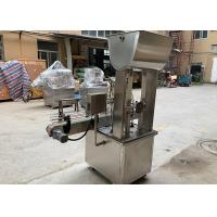 Buy cheap High Efficiency Automatic Filling Machine / Lip Balm Tube Filling Machine product