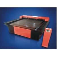 Buy cheap Large Format Double Y-Axis Co2 Fabric Laser Cutting Machine For Home Textile product