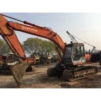 Buy cheap Used Hitachi EX200 Used Earthmoving Equipment 20 Ton Capacity 9321 Hours from wholesalers